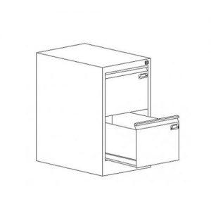 Kartotéka kovová SZK-101