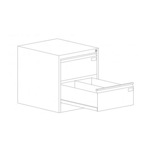 Kartotéka kovová SZK-304/2 1